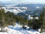 Вид в долину Дземброни
