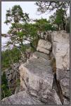 Чёртова стена — скальный выступ на правом берегу Влтавы