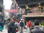 Фото ?1. Улицы Катманду