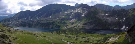 Долина Пяти Великих Ставов