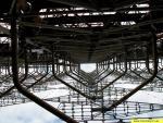 Правильные контуры элементов грандиозного сооружения завораживают