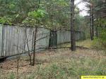 Забор вокруг режимного объекта