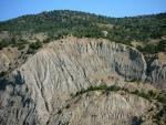 Скалистый берег возле Балаклавы