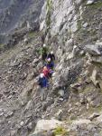 Разрушенные скалы