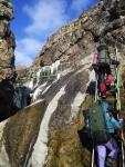 оборудованный каньон р. Арпат