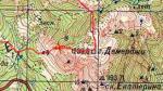 Карта перевала Хаос