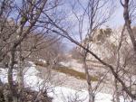 Кулуар перевала Куш-Кая Західний (1А)