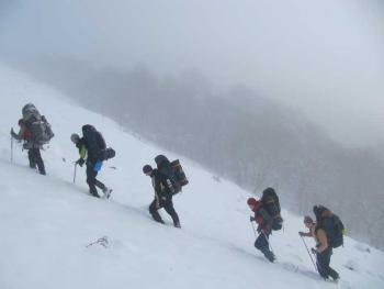 Підйом на перевал Дипла
