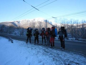 Шосе на Ангарський перевал