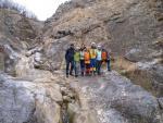 Група в долині водоспадів