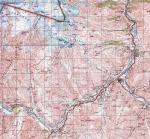 Местонахождение, карта перевала Хорисар