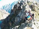 Группа на перевале Межозерный