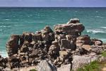 Фото 29.Скалистый берег в Пенише