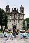 Фото 41.Экскурсии детей в Браге