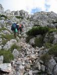 Сыпуха (подъём на Piatra-Craiului - перевал Funduri)