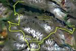 Отчет о лыжном походе 2 к.с. по Скандинавским горам (Швеция)