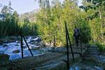 Мост через р. Караайры