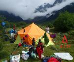 Отчет о горном походе 3 категории сложности по Центральному Кавказу