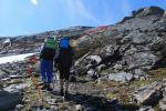 Отчет  о пешеходном туристском спортивном походе  третьей категории сложности по NP Reinheimen, Breheimen (Норвегия)