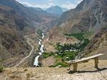 Кишлак Нарвад и дорога на озеро Искандеркуль