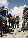 Группа на перевале Сиама