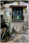 Святой источник и икона у могилы Ивана Рильского