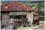 Град Разлог. Типичная сельская хата.