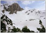 Цирк Разложки Суходол и одноимённая вершина (2640м).