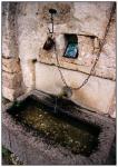 Святой источник во дворе Роженского монастыря