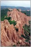 Cамая известная группа пирамид недалеко от Роженского монастыря