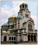 Собор Александра Невского, самый знаменитый храм Софии
