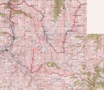 Карта маршрута. Часть 1
