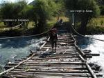 Фото 17.1 Мост у слияния р. Караарык и р. Казан