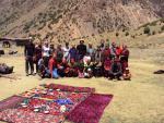 Отчет о горном туристском спортивном походе 3 категории сложности по Гисаро-Алаю (Высокий Алай - Дугоба)