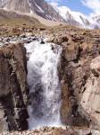Водопад на реке Арча-Каныш