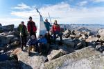 Рис. 04.04 - Группа на вершине г. Народа