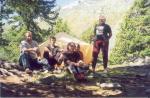 Лагерь перед перевалом Кара-Тюрек
