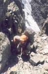 На перевале западный Капчальский (2А)