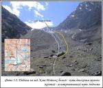Подъем на ледник Кош-Мойнок