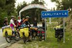 Отчет о велосипедном походе 4 к.с. по Турции