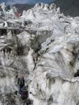 Прохождение ледопада Баяман