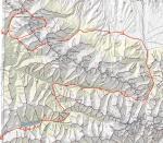 Отчет о горном походе 4 категории сложности по Тянь-Шаню (южная часть Ферганского хребта)