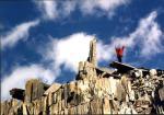 На перевале Верхний Шавлинский
