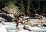 Переправа реки Камрю