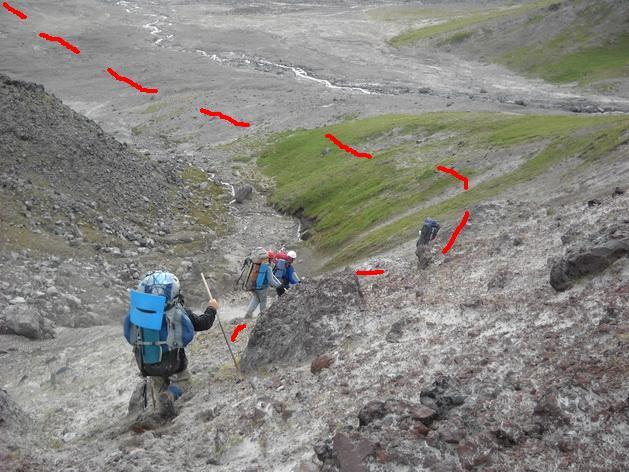 Туризм на камчатке отчеты о походах остров камчатка