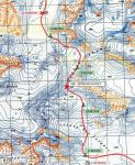Карта прохождения пер. Добровольского