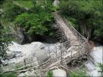 Скотогонный мост через р. Черек Балкарский