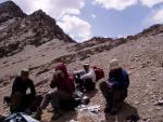 На перевале Джиптык (3810м, 1А)