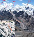 Отчёт о горном туристском спортивном походе шестой категории сложности по Центральному Тянь-Шаню (Иныльчек)