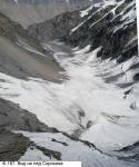Вид с пер.Ульяновский на лед.Сорокина (на север)